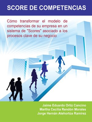 cover image of SCORE DE COMPETENCIAS