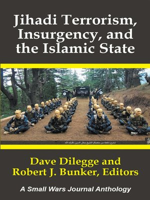 cover image of Jihadi Terrorism,  Insurgency, and the Islamic State
