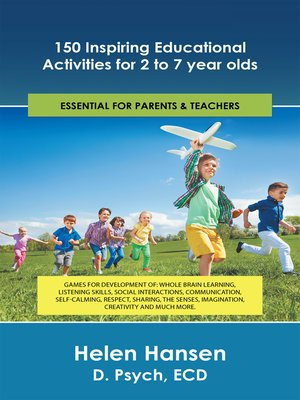 cover image of 150 Inspiring Educational Activities for 2 to 7 Year Olds
