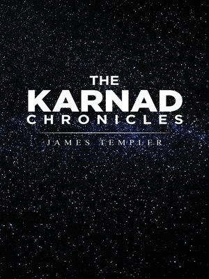 cover image of The Karnad Chronicles
