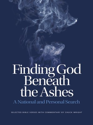 cover image of Finding God Beneath the Ashes