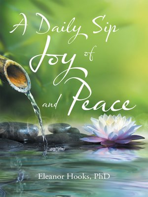 cover image of A Daily Sip of Joy and Peace