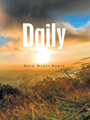 cover image of Daily