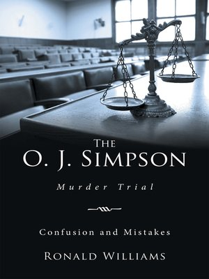 cover image of The O. J. Simpson