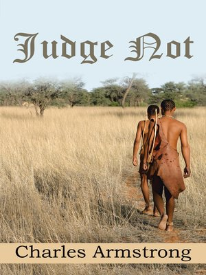 cover image of Judge Not