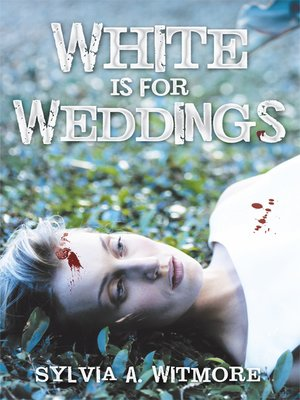 "cover image of ""white Is For Weddings"""