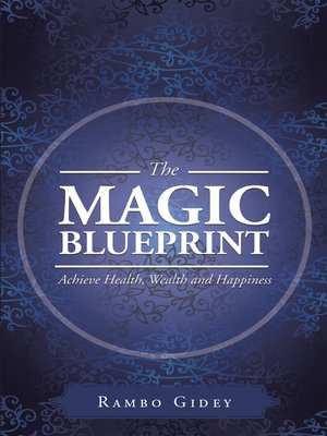 cover image of The Magic Blueprint