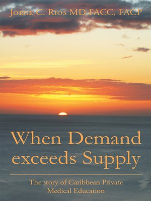 cover image of When Demand Exceeds Supply