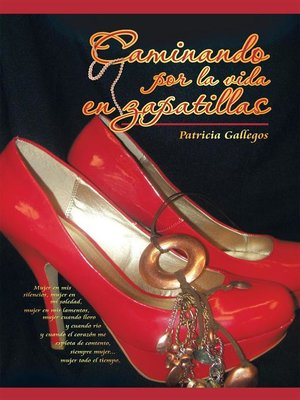 cover image of Caminando por la vida en zapatillas