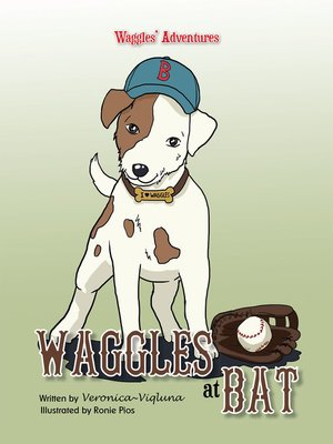 cover image of Waggles at Bat