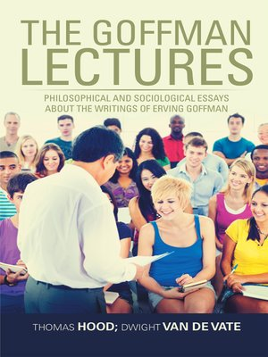 cover image of The Goffman Lectures