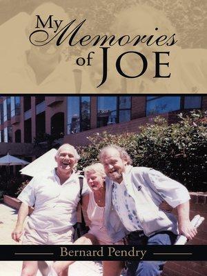 cover image of My Memories of Joe