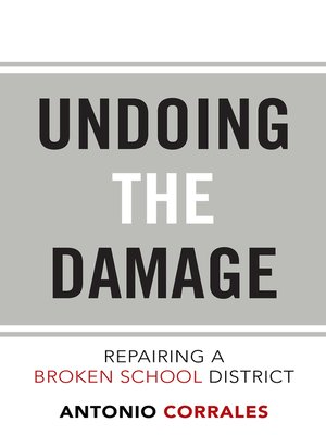 cover image of Undoing the Damage