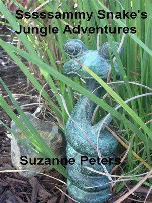 cover image of Sssssammy Snake's Jungle Adventures