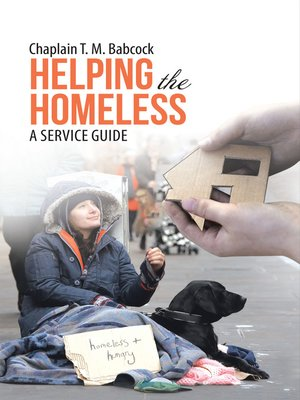 cover image of Helping the Homeless