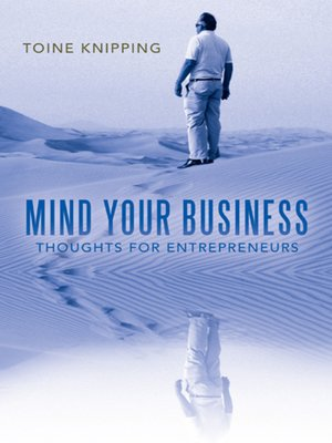 cover image of Mind Your Business