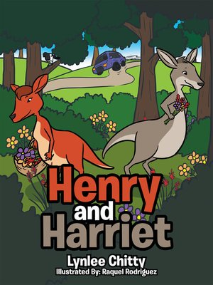 cover image of Henry and Harriet