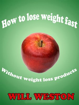 cover image of How to lose weight fast without weight loss products