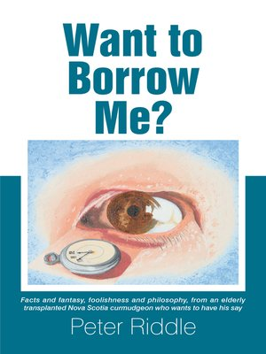 cover image of Want to Borrow Me?