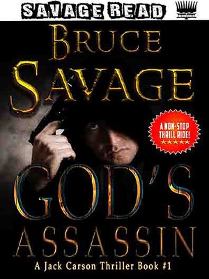 cover image of Gods Assassin