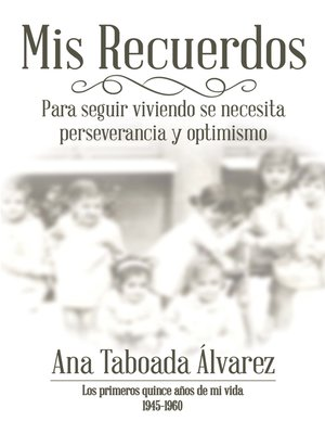 cover image of Mis recuerdos