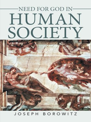 cover image of Need for God in Human Society