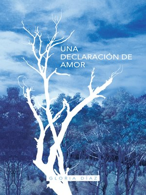 cover image of Una Declaracin De Amor