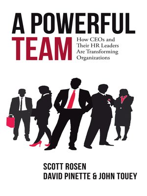 cover image of A Powerful Team