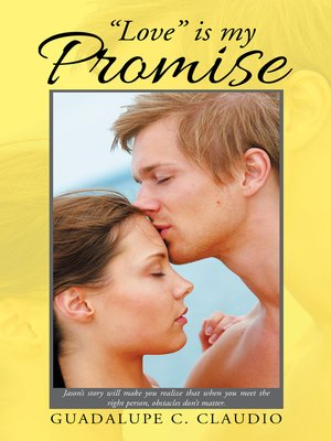 "cover image of ""Love"" Is My Promise"