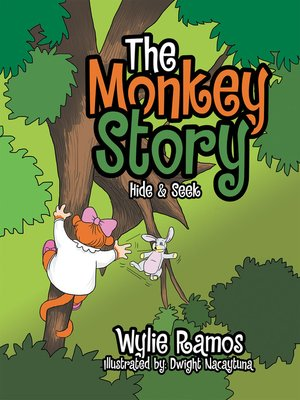 cover image of The Monkey Story