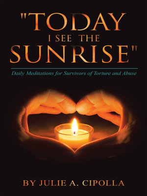 "cover image of ""Today I See the Sunrise"""