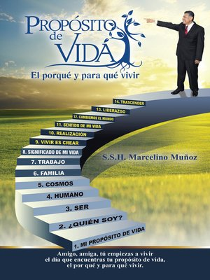 cover image of Propsito De Vida, El Por Qu Y Para Qu Vivir