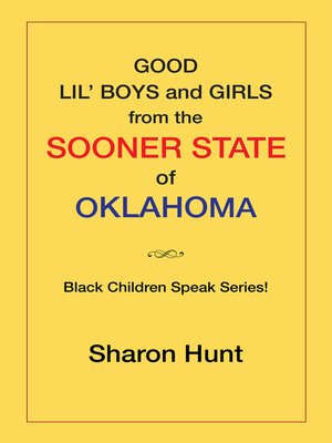 cover image of Good Lil' Boys and Girls from the Sooner State of Oklahoma