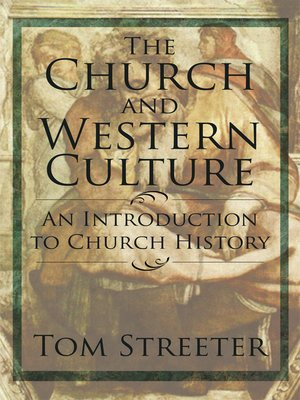 cover image of The Church And Western Culture