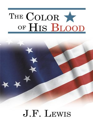 cover image of The Color of His Blood
