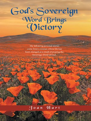 cover image of God's Sovereign  Word Brings  Victory