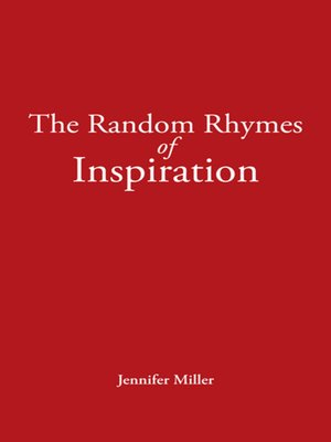 cover image of The Random Rhymes of Inspiration