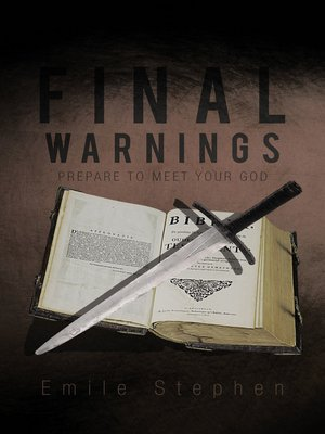 cover image of FINAL WARNINGS