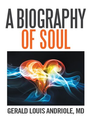 cover image of A Biography of Soul