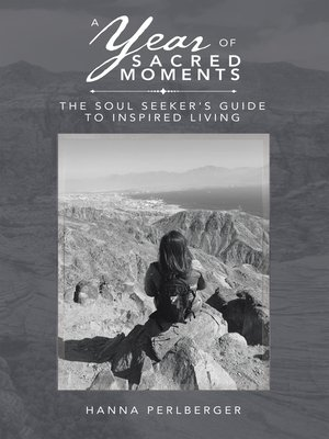 cover image of A Year of Sacred Moments