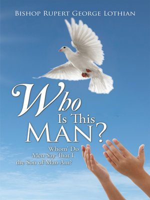 cover image of Who Is This Man?