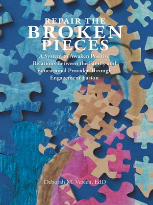 cover image of Repair the Broken Pieces