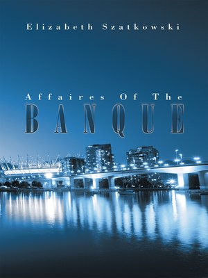 cover image of Affaires of the Banque