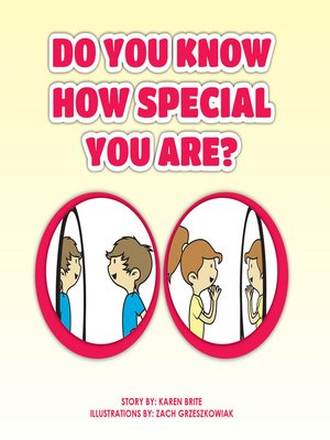 cover image of Do You Know How Special You Are?