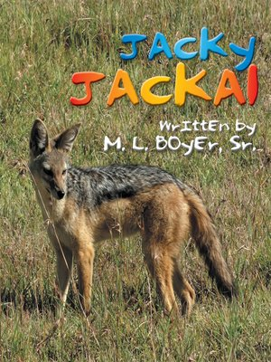 cover image of Jacky Jackal