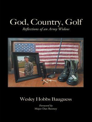 cover image of God, Country, Golf