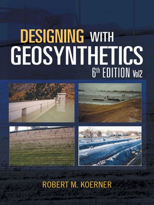 cover image of Designing with Geosynthetics--; Vol2