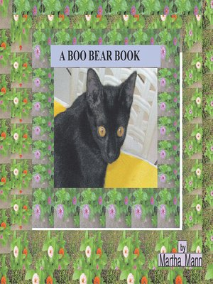 cover image of A Boo Bear Book