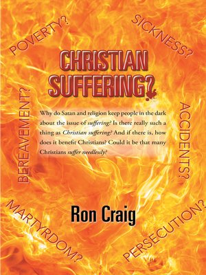 cover image of Christian     Suffering?