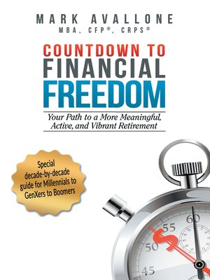 cover image of Countdown to Financial Freedom